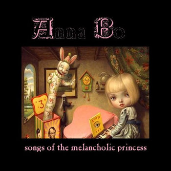 Songs Of The Melancholic Princess cover art