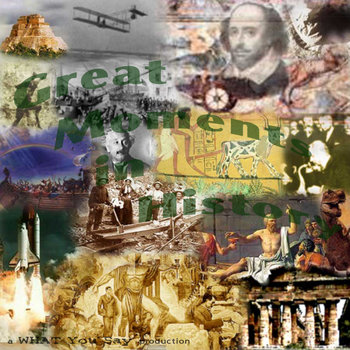 Great Moments In History cover art