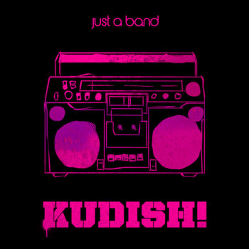 KUDISH! (The Sound of Soup) cover art