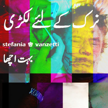 "Bohat Achha! and Stefania ♚ Vanzetti present ""FIREWOOD FOR HELL"" cover art"