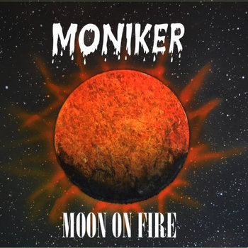 Moon On Fire cover art