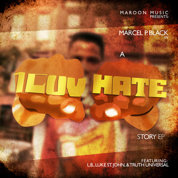 1Luv: A Hate Story EP cover art