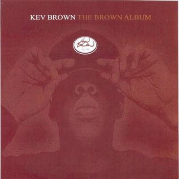The Brown Album cover art