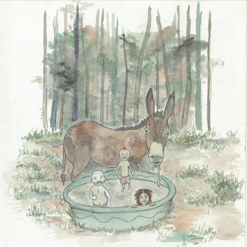 Badgerhunt/Family Might Split cover art