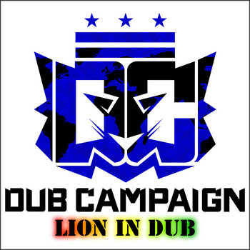 Lion in Dub cover art