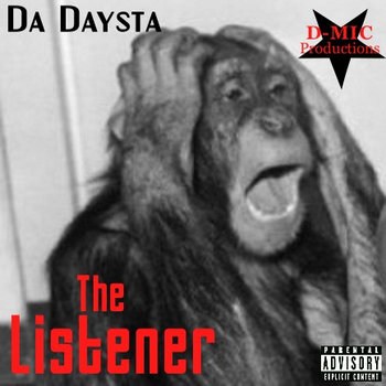 Daysta - The Listener cover art