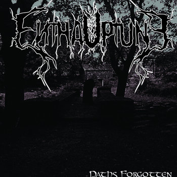 Paths Forgotten cover art