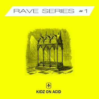 RAVE SERIES #1 cover art