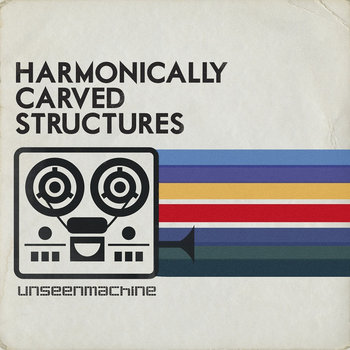 MOZYK004 - Harmonically Carved Structures cover art