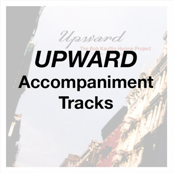 Upward - Accompaniment Tracks cover art