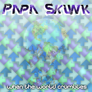 When The World Crumbles cover art