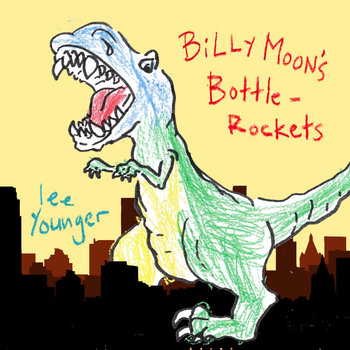 Billy Moon's Bottle Rockets cover art