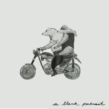 A Blank Portrait cover art