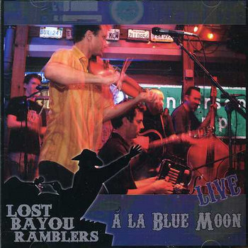 Live À La Blue Moon cover art