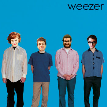 The Blue Album EP cover art