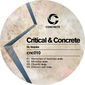 Critical & Concrete cover art