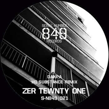 Zer Twenty One cover art