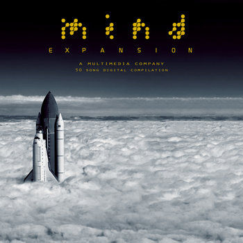 a Mind Expansion digital compilation cover art