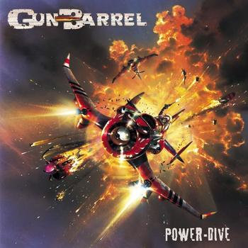 POWER-DIVE cover art