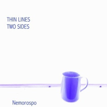 THIN LINES TWO SIDES cover art
