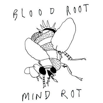 Blood Root Mind Rot cover art