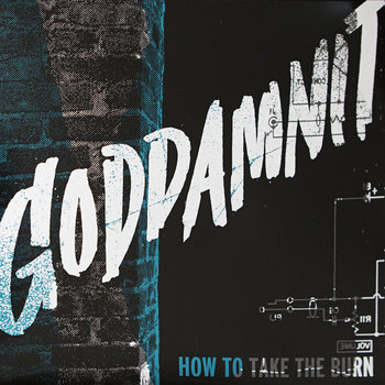 How To Take the Burn cover art