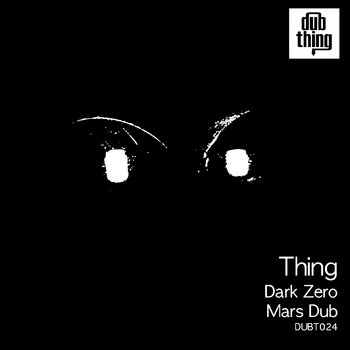 Dark Zero / Mars Dub cover art