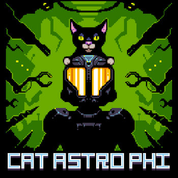 Cat Astro Phi (Soundtrack) cover art