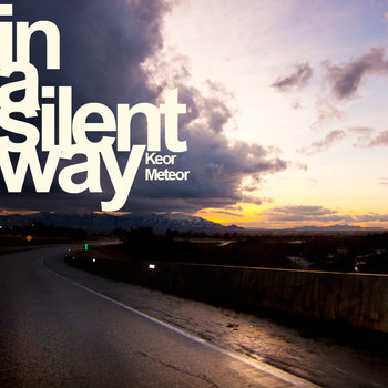 In a silent way (scenes from) cover art