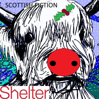 Scottish Fiction Shelter Christmas EP cover art