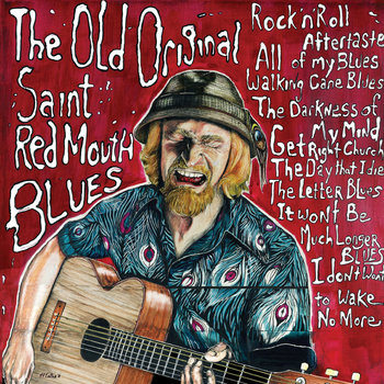 The Old Original Saint Red Mouth Blues cover art