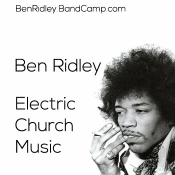 Electric Church Music cover art