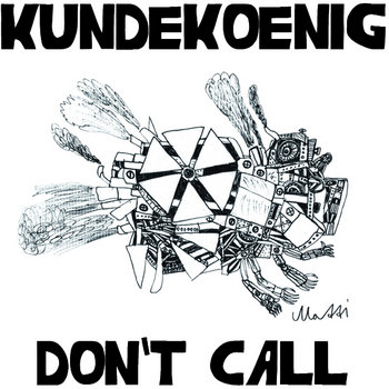Don´t Call cover art