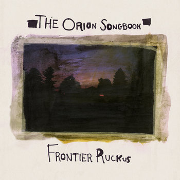 The Orion Songbook cover art
