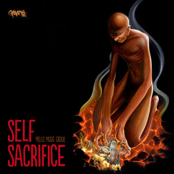 Self Sacrifice cover art