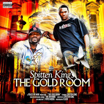Spitten King - The Gold Room EP cover art