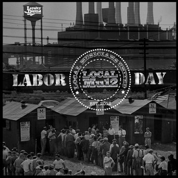 Labor Day cover art
