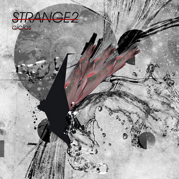 "Strange2 ""ciclos"" cover art"