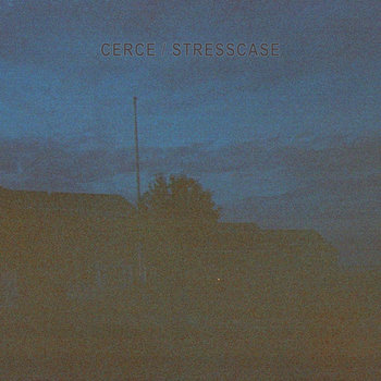 Cerce/Stresscase Split cover art