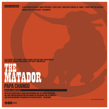The Matador cover art