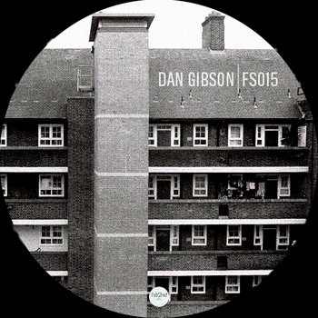 Dan Gibson - Pearls EP(FS015) cover art