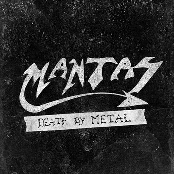 Death By Metal cover art