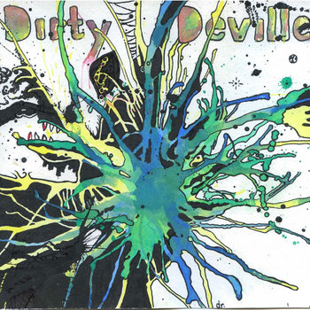 Dirty Deville EP cover art