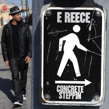 Concrete Steppin cover art