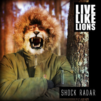 Live Like Lions 10&quot; Single cover art