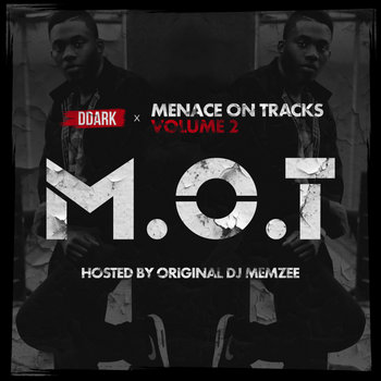 DDARK M.O.T VOL 2 MIXTAPE cover art