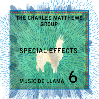 Music de Llama Vol. 6 - Special Effects cover art