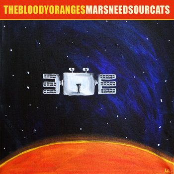 Mars Needs Our Cats cover art
