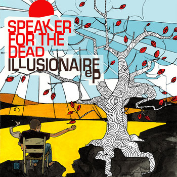 illusioNaire EP cover art