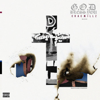 G.O.D BLESS YOU cover art